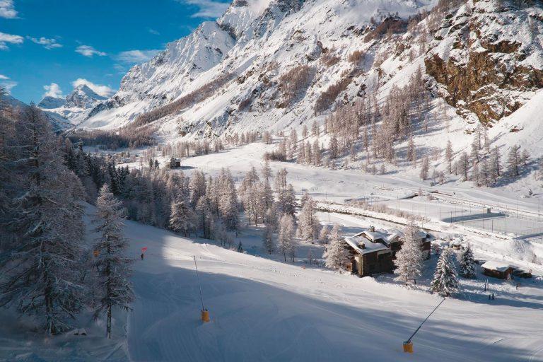 Scuola di sci val di rhemes_piste4